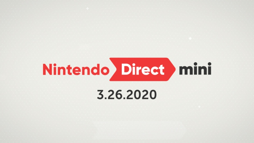 Nintendo Direct Mini (3.26) Recap:     Major Ports Incoming