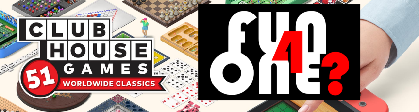 Fun 4 One: Clubhouse Games: 51 Worldwide Classics