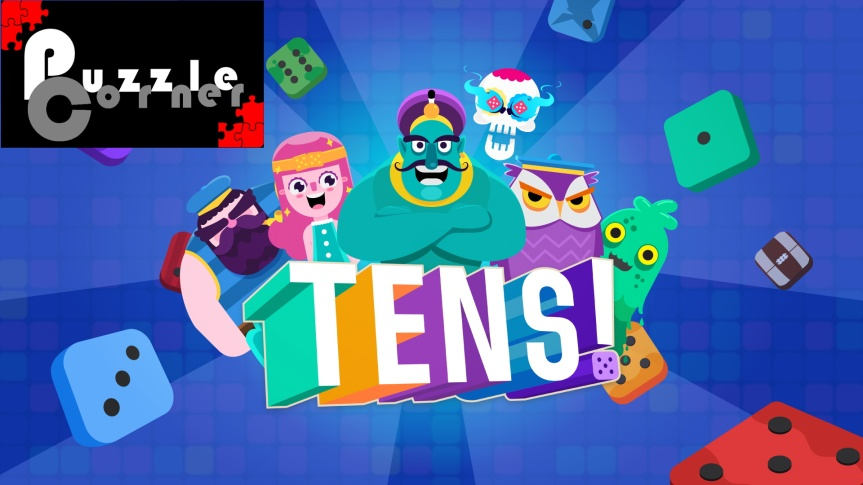 TENS! Review – Tetris with Dice
