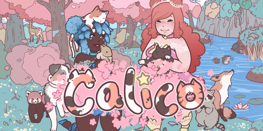 Calico Review – Riding Cats and BakingSweets