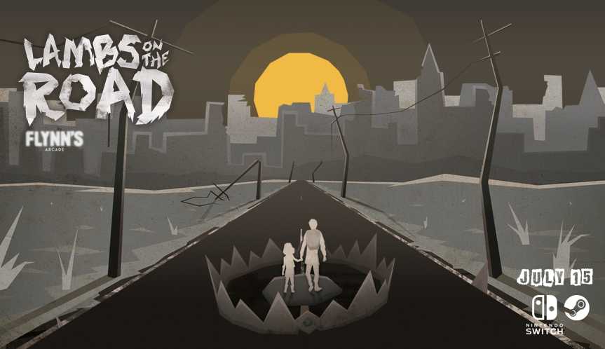 Lambs on the Road Review – Cannibal FunRun